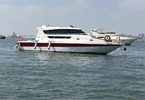 Mahindra boats