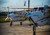 Mahindra Survilance Airvan