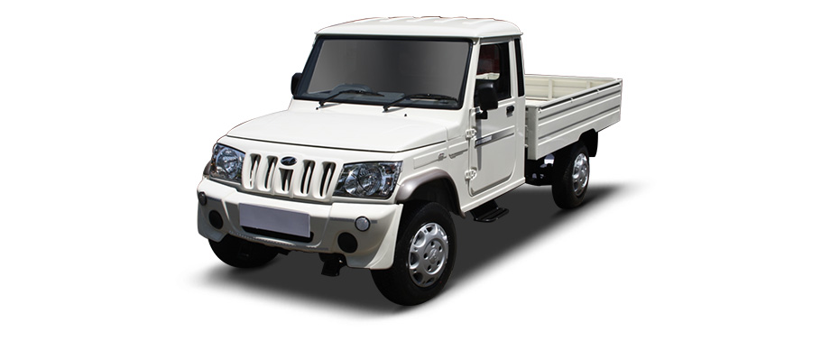 The Armoured Mahindra Bolero